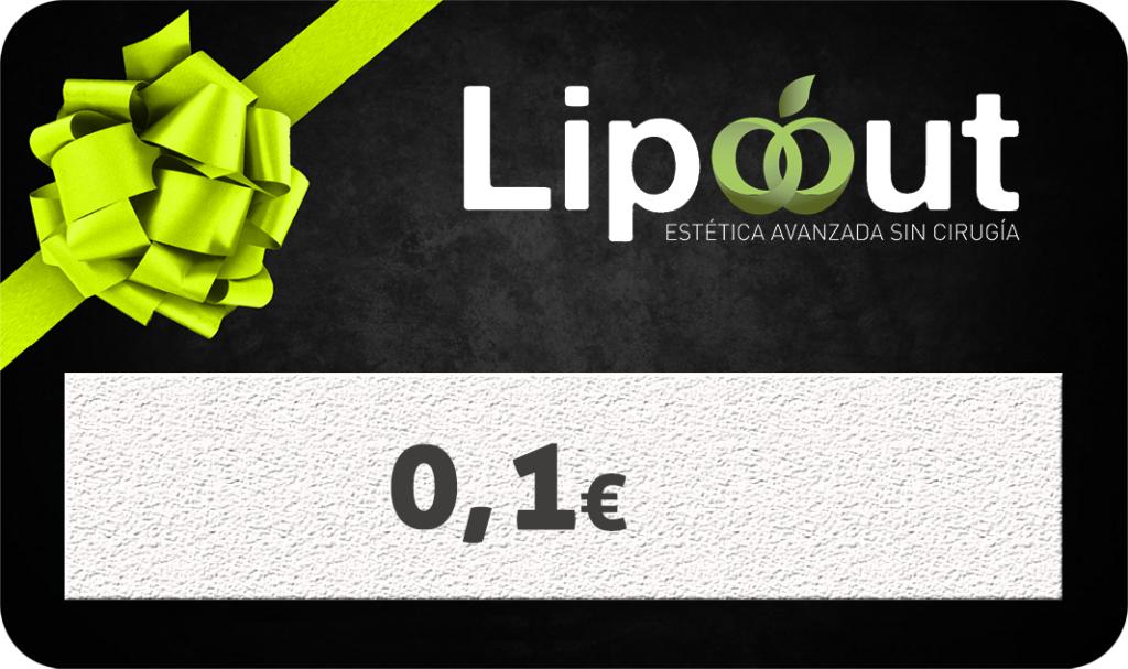 Bono regalo 0,1 €